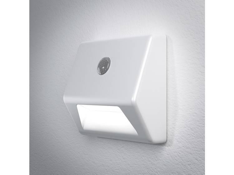 LED LED-nachtlamp met bewegingsmelder Vierkant Neutraal wit Wit OSRAM NIGHTLUX Stair 4058075030596