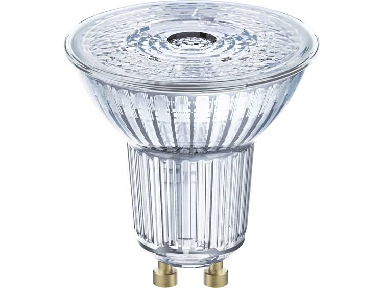 LED-lamp GU10 Reflector 6.1 W = 50 W Warmwit (Ã x l) 51 mm x 55 m Energielabel: A+ OSRAM Dimbaar 1 s