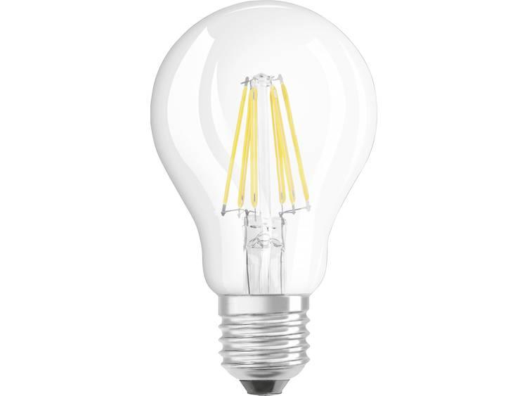 LED-lamp E27 Peer 7 W = 60 W Warmwit Dimbaar, Filament-Retro-LED OSRAM 1 stuks