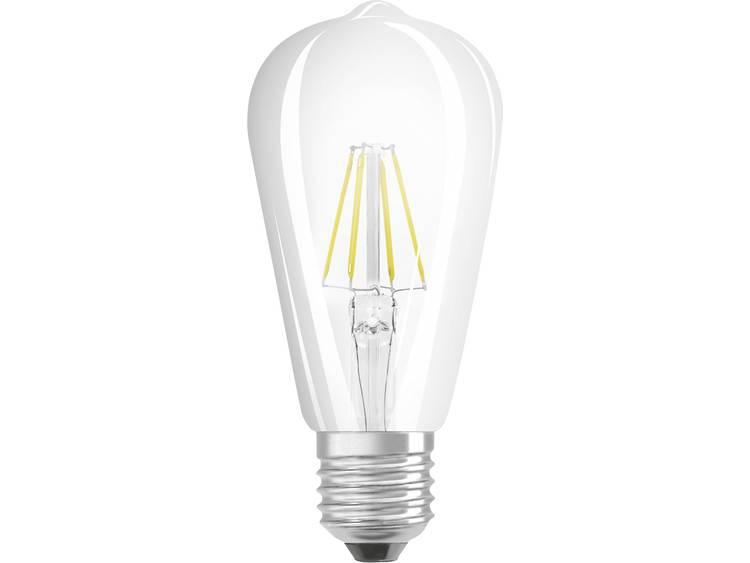LED-lamp E27 Ballon 7 W = 60 W Warmwit Dimbaar, Filament-Retro-LED OSRAM 1 stuks