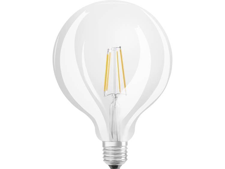 LED-lamp E27 Bol 7 W = 60 W Warmwit Dimbaar, Filament-Retro-LED OSRAM 1 stuks