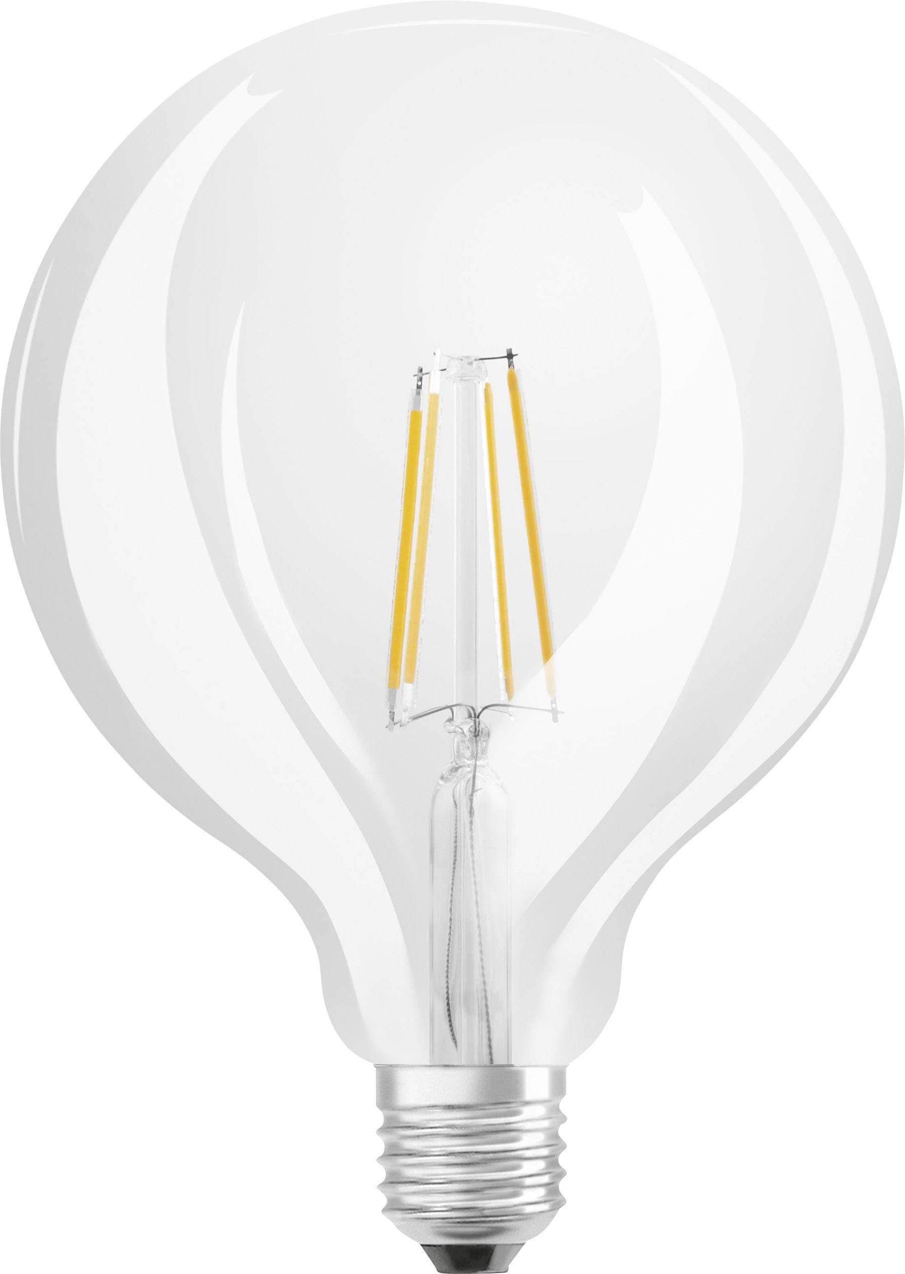 OSRAM LED-lamp E27 Bol 7 W = 60 W Warmwit Energielabel: A++ Dimbaar ...