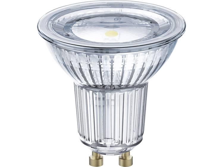 LED-lamp GU10 Reflector 7.2 W = 80 W Warmwit (Ã x l) 51 mm x 55 mm Energielabel: A OSRAM Dimbaar 1 s