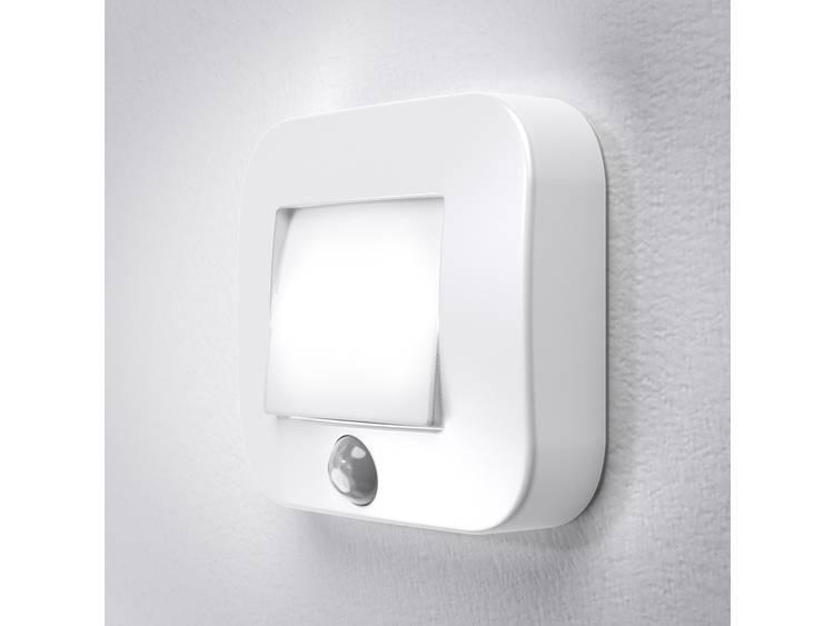 LED LED-nachtlamp met bewegingsmelder Vierkant Neutraal wit Wit OSRAM NIGHTLUX Hall White Blister 40