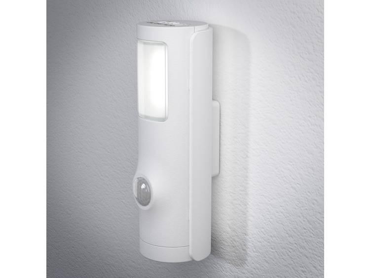 LED LED-nachtlamp met bewegingsmelder Neutraal wit Wit OSRAM NIGHTLUX Torch White 4058075027244