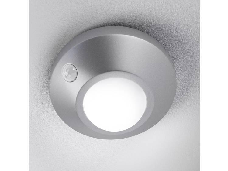 LED LED-nachtlamp met bewegingsmelder Rond Neutraal wit Zilver OSRAM NIGHTLUX Ceiling 4058075026612