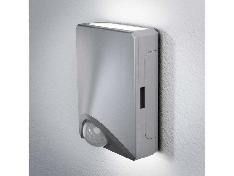 OSRAM DoorLED UpDown Silver 4058075030657 Buiten LED-wandlamp met bewegingsmelder 1.1 W Neutraal wit