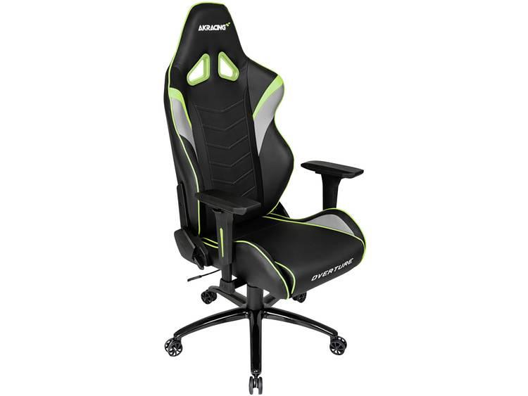 AKRACING Overture Gaming stoel Groen