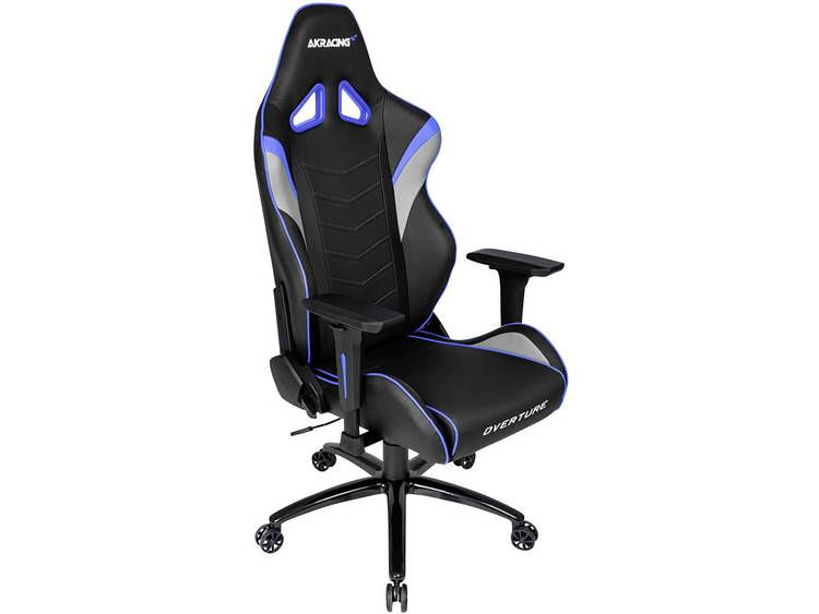 AKRACING Overture Gaming stoel Blauw