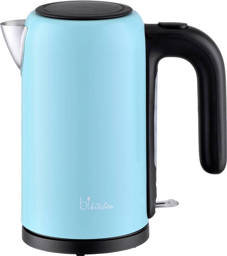 Image of Silva Homeline hot 100 Waterkoker Snoerloos Blauw