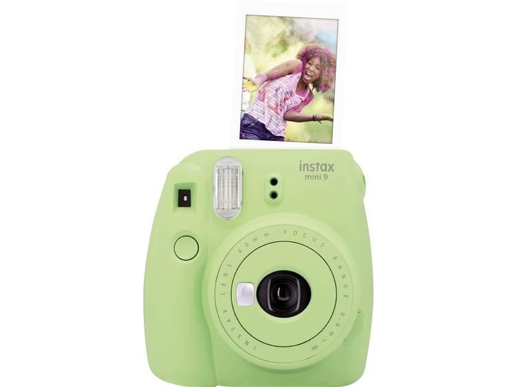 Fujifilm Instax Mini 9 Polaroidcamera Limoen-groen