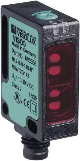 Pepperl & Fuchs ML7-8-H-140-RT/65A/120/143 Reflectie-lichtknop Achtergrondfiltering, Lichtschakelend, Donkerschakelend