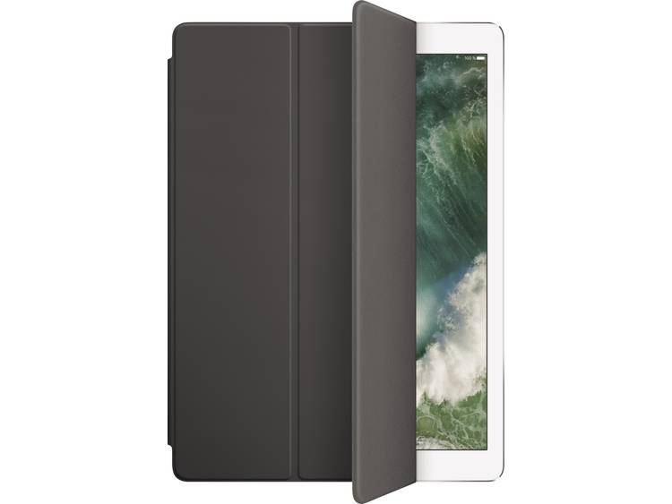 Apple iPad Cover / hoes Bookcase Geschikt voor Apple: iPad Pro 12.9 Antraciet