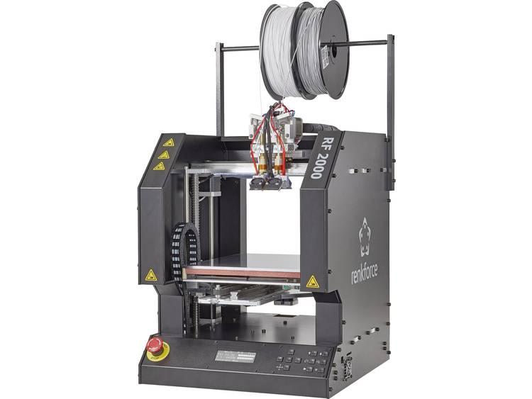 Renkforce RF2000v2 FGD 3D-printer Kant-en-klaar apparaat