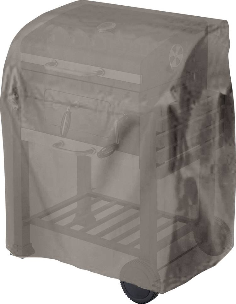 Image of Grillwagen Barbecuehoes Taupe tepro Garten 8700