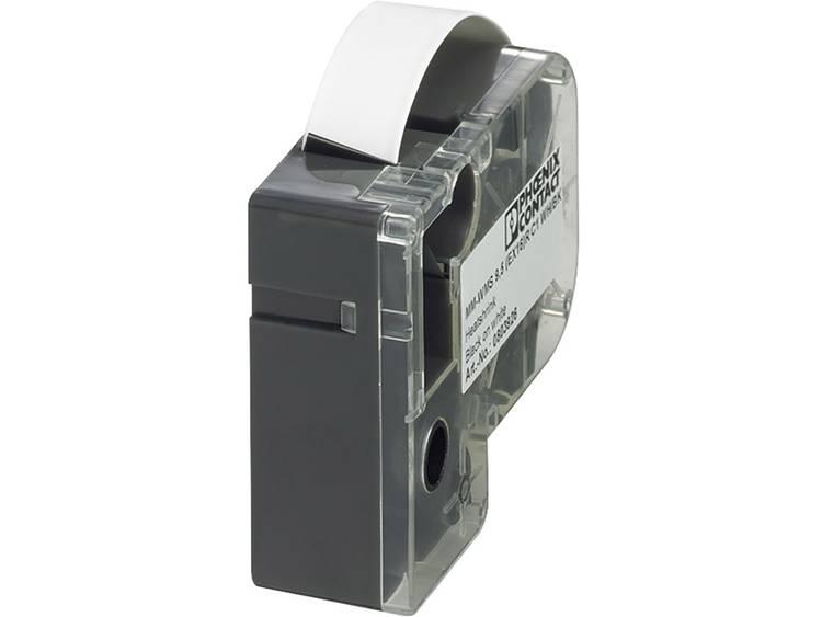Krimpkousmarkering Montagemethode: Schuiven Wit, Zwart Phoenix Contact MM-WMS-2 9,5 (EX16)R C1 WH/BK 803930 1 stuks