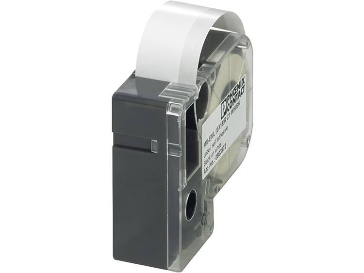 Montagemethode: Plakken Wit, Zwart Phoenix Contact MM-EML (EX12)R C1 WH/BK 803971 1 stuks