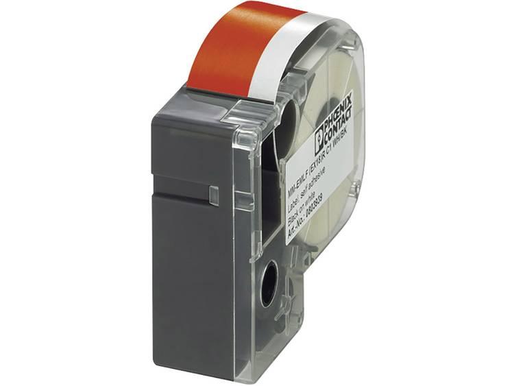 Montagemethode: Plakken Rood, Wit Phoenix Contact MM-EMLF (EX10)R C1 RD/WH 803959 1 stuks
