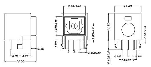 Everlight Opto PLT 131/T1/12 IR-zender 650 nm Speciaal