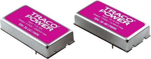 TracoPower TEN 30-4813WIN DC/DC-converter, print 48 V/DC 15 V/DC 2 A 30 W Aantal uitgangen: 1 x