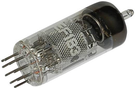 Elektronenbuis EF 183 Pentode 200 V 12 mA Aantal polen: 9 Fitting: Noval Inhoud 1 stuks
