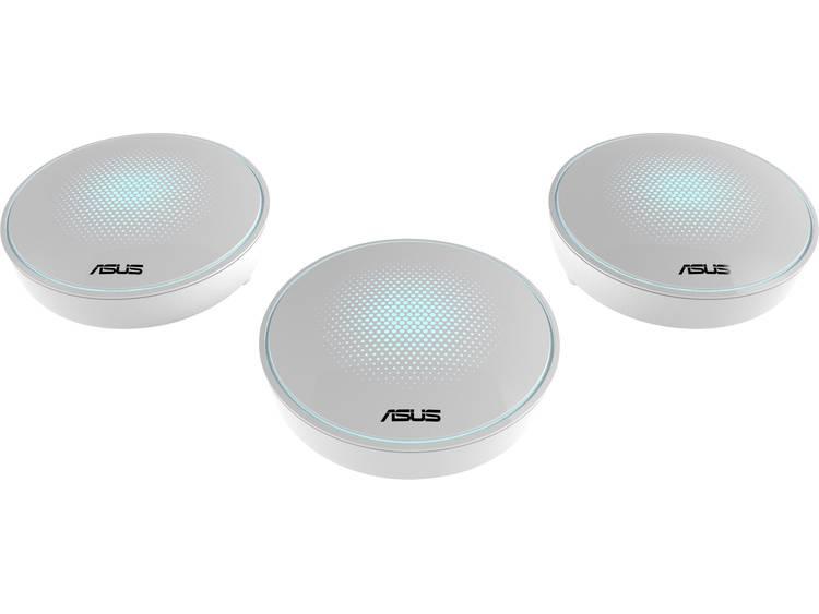 Asus Lyra (MAP-AC2200) Triple Mesh-netwerk 2.2 Gbit/s 2.4 GHz, 5 GHz, 5 GHz