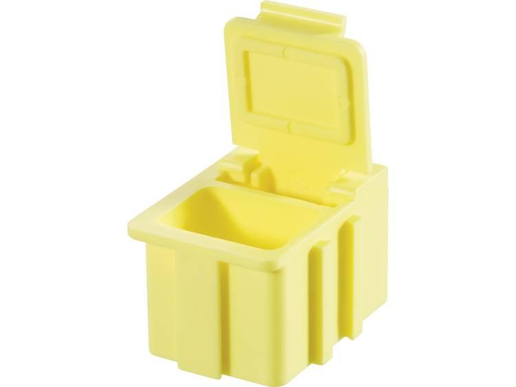 SMD-box Wit Kleur deksel: Wit 1 stuks (l x b x h) 16 x 12 x 15 mm Licefa N12222