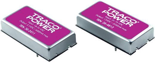 TracoPower TEN 30-4822 DC/DC-converter, print 48 V/DC 12 V/DC, -12 V/DC 1.25 A 30 W Aantal uitgangen: 2 x