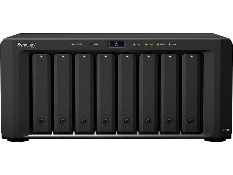 Synology DiskStation DS1817 NAS-serverbehzuizing