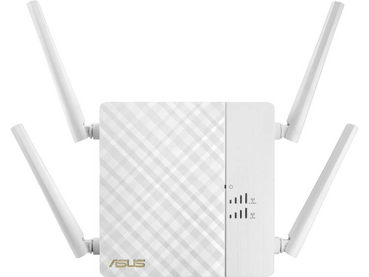 Asus RP-AC87 AC2600 WiFi versterker 2.4 GHz, 5 GHz