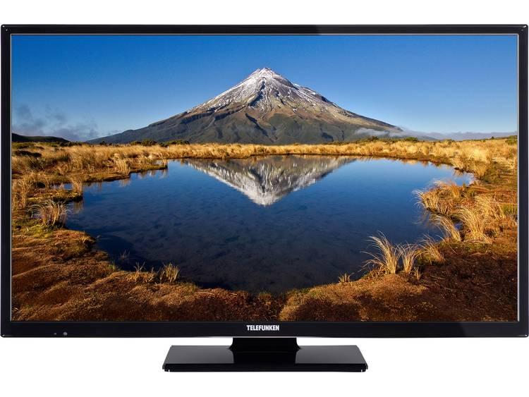 Telefunken C32H440A LED TV 81 cm 32 inch Energielabel A+ A++ E DVB T2 DVB