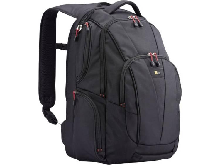 case LOGIC® BEBP215 Laptoprugzak Geschikt voor maximaal (inch): 39,6 cm (15,6) Zwart