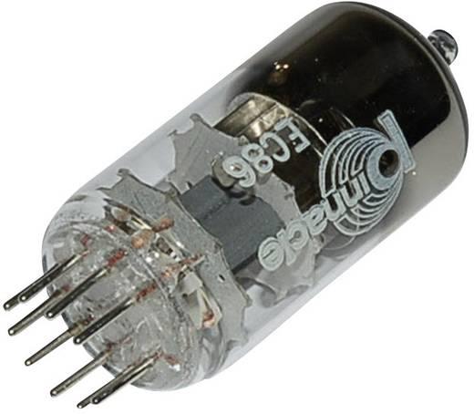 Elektronenbuis EC 86 Triode 175 V 12 mA Aantal polen: 9 Fitting: Noval Inhoud 1 stuks