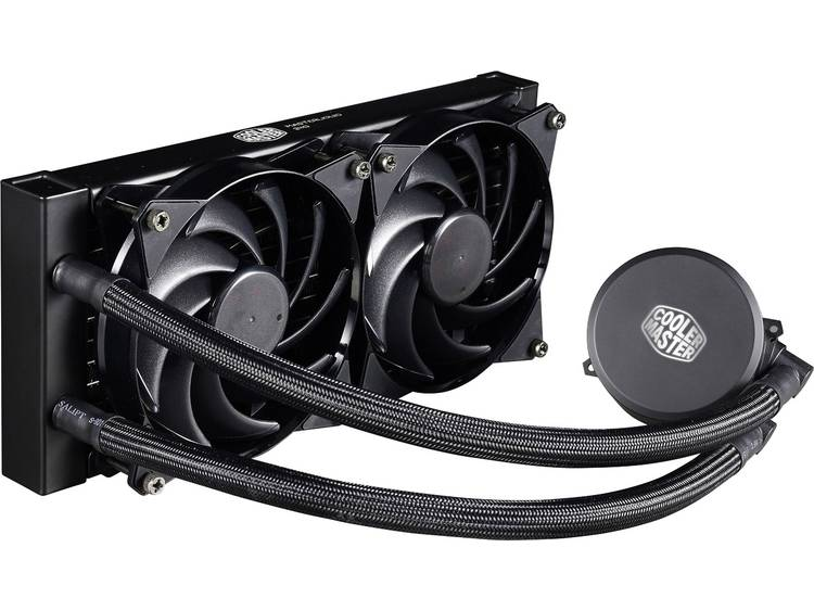 Cooler Master MasterLiquid 240 PC water cooling