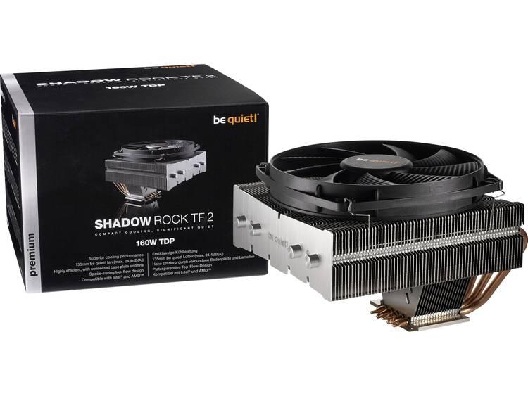 BeQuiet Shadow Rock TF2 CPU-koellichaam met ventilator