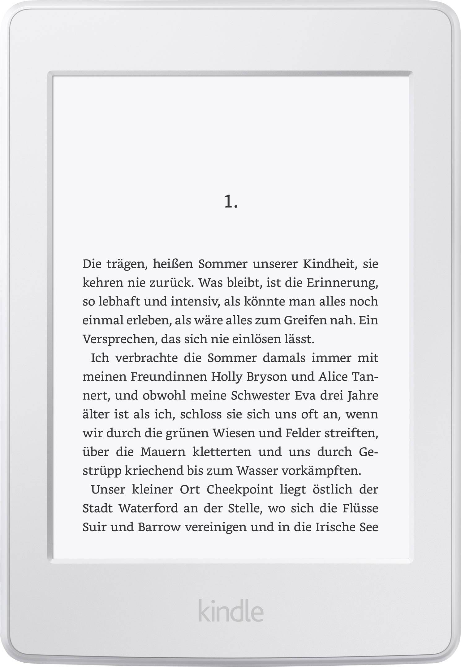 amazon Kindle Paperwhite WiFi eBook-reader 6 inch (15.2 cm) Wit met ...