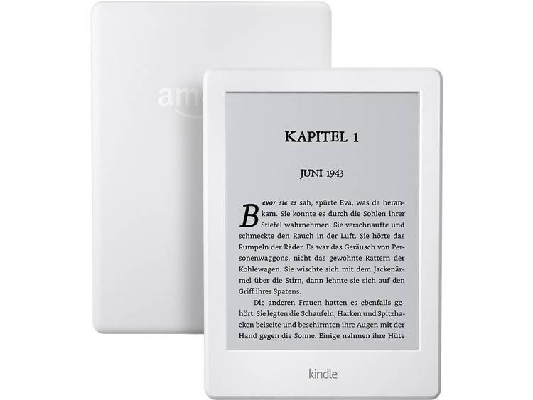 amazon All-New Kindle 6 eBook-reader 6 inch (15.2 cm) Wit met speciale aanbiedingen