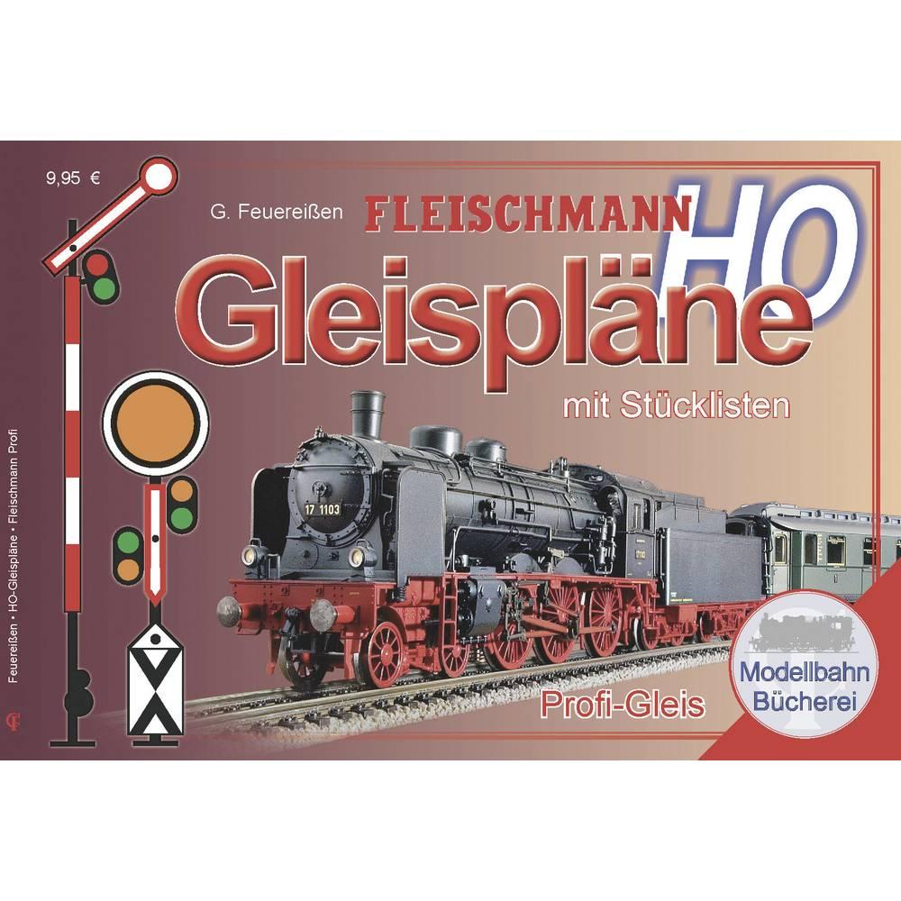 81398 H0 Fleischmann Pro-spår Spårplan