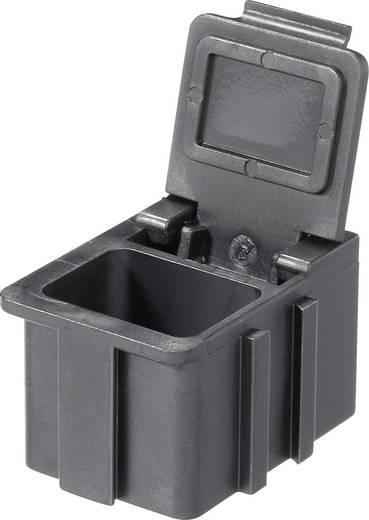 Licefa N1661010EGB ESD-SMD-box (l x b x h) 16 x 12 x 15 mm Geleidend