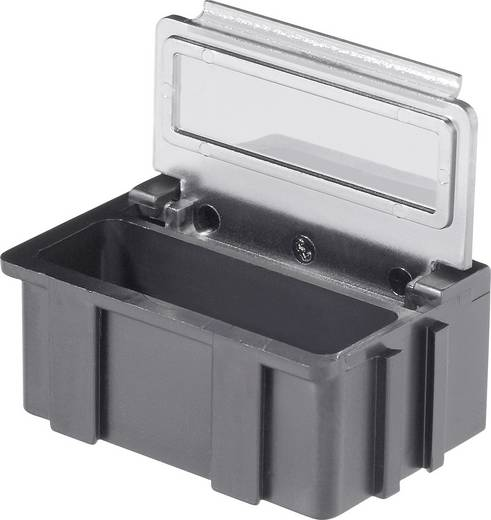 Licefa N266101LS ESD-SMD-box (l x b x h) 37 x 12 x 15 mm Geleidend