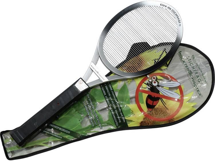 Elektrische Vliegenmepper Schröter Stichfrage 1576757 (l x b x h) 510 x 178 x 35 mm Zwart/zilver 1 stuks