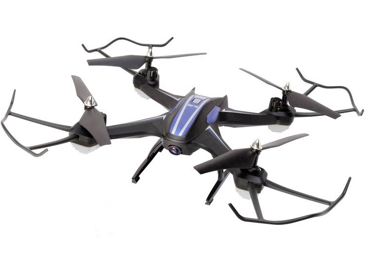 Reely Blackster R6 Pro FPV WiFi Drone RTF Foto / video