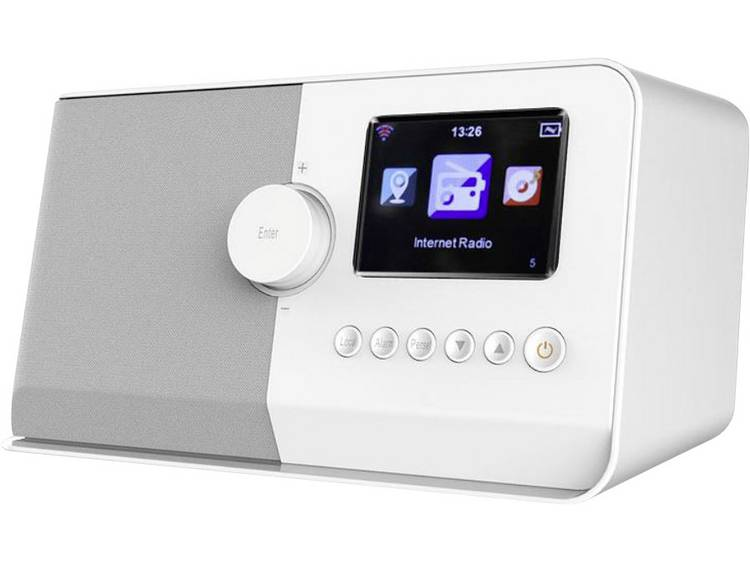 soundmaster IR5500 Tafelradio met internetradio Internet Internetradio, WiFi Ges