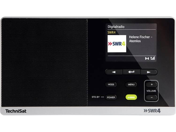 TechniSat DigitRadio 215 SWR 4 - Edition DAB+ Transistorradio DAB+, FM Zwart