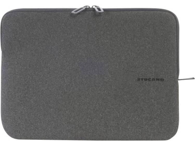 Tucano Second Skin Sleeve MELANGE 13 14 Laptophoes Geschikt voor max. 356 cm