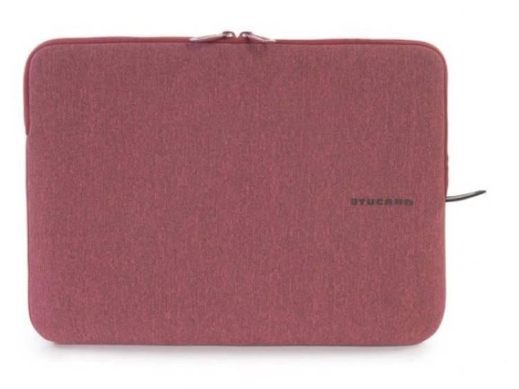 Tucano Laptophoes Second Skin Sleeve MELANGE 13-14 Geschikt voor maximaal (inch): 35,6 cm (14) Rood