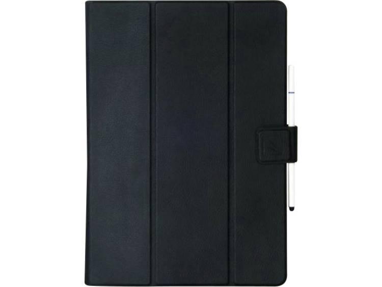 Tucano Bookcase Tablet-cover Geschikt voor displaygrootte: 22,9 cm (9) - 25,4 cm (10) Zwart