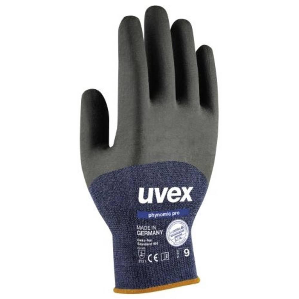Uvex phynomic pro 6006210 Polyamid Arbetshandske Storlek (handskar): 10 EN 388 1 par