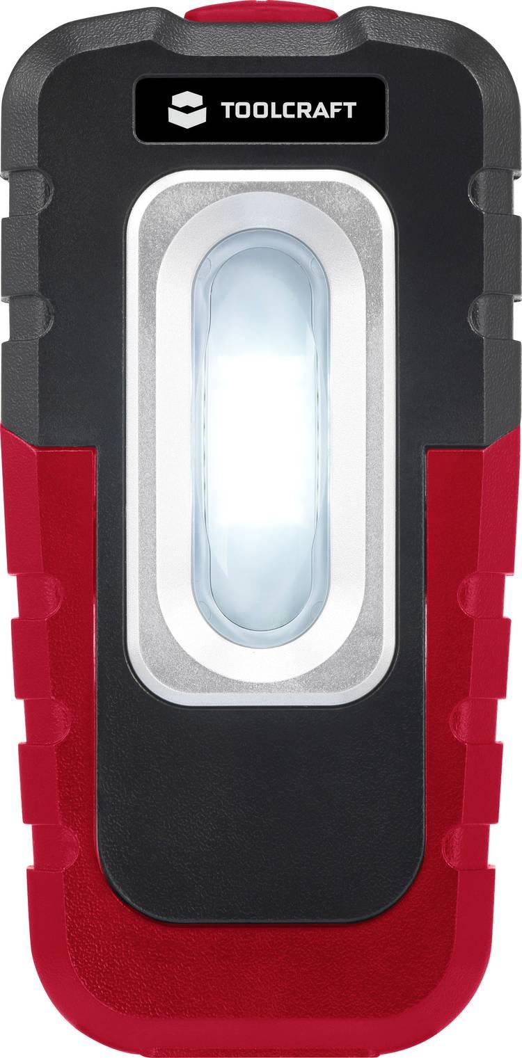 SMD-LED Werklamp TOOLCRAFT 1577228 260 mlm. 100 mlm