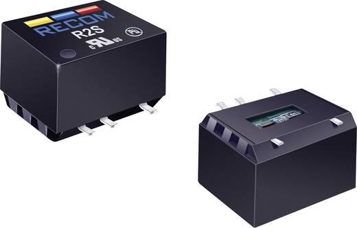 RECOM R2S-1205 DC/DC-converter, SMD 12 V/DC 5 V/DC 400 mA 2 W Aantal uitgangen: 1 x